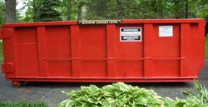 roll-off containers NY